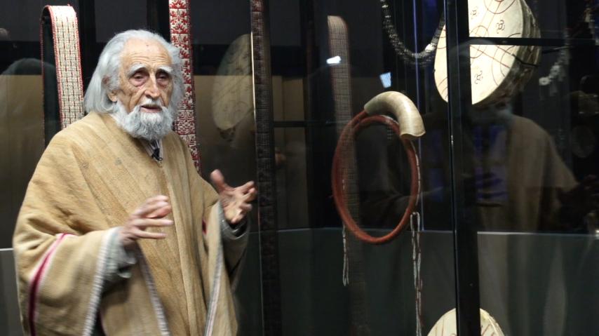 Gastón Soublette explica sobre la colección